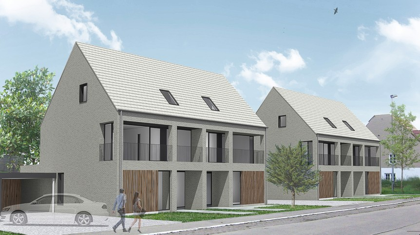 Moderne nieuwbouwwoning regio Antwerpen