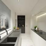 Te Koop - appartementen Martinushof De Klinge - keuken SieMatic