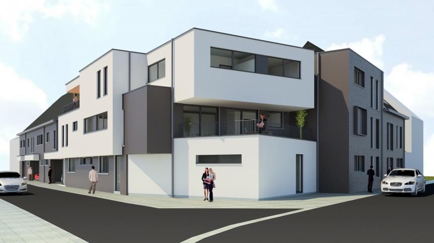Te Koop - appartementen Martinushof De Klinge