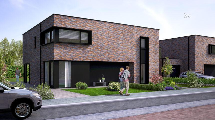 Energie-neutrale nieuwbouwwoning